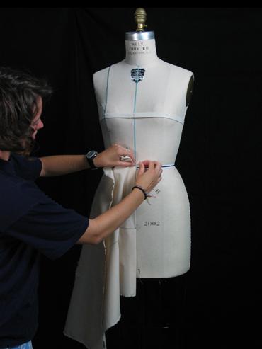 Drape Fashion Trend